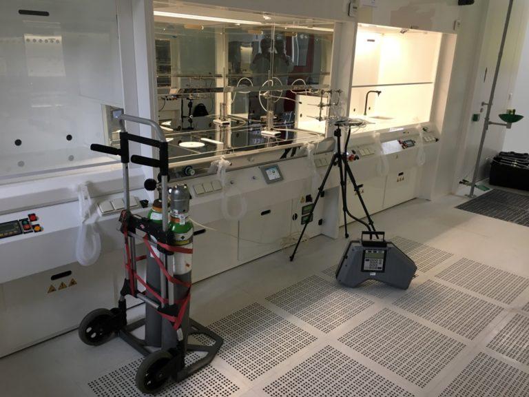 Test de confinement SF6-2