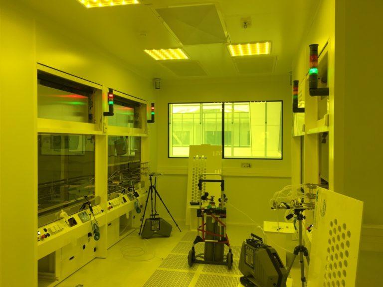 Test de confinement SF6-7