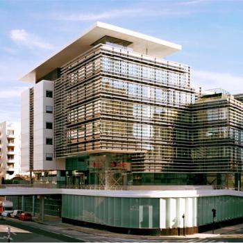 Immeuble Gironde Bordeaux (source site web bordeaux2030.fr)